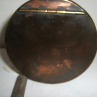 English copper cast box Circa 1920's