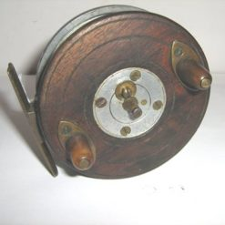 Slater 3 1/2in Combination Fishing Reel