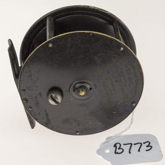 Farlows Brass Patent Lever Fly Reel No 851