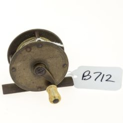 Charles Farlow Maker Brass Fishing Winch 2 1/4 inch.