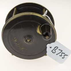 Farlows Brass 4 1/2 inch Patent Lever reel
