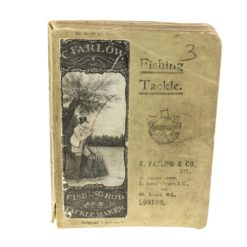 C Farlow & Co Ltd 1910 Fishing Tackle Catalogue