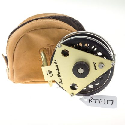 Ari't Hart River Deschutes F4 trout fly reel.