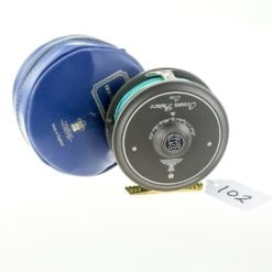 Hardy Ocean Prince One saltwater anti-reverse fly reel