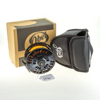 Abel Super 12 fly reel Camo 18