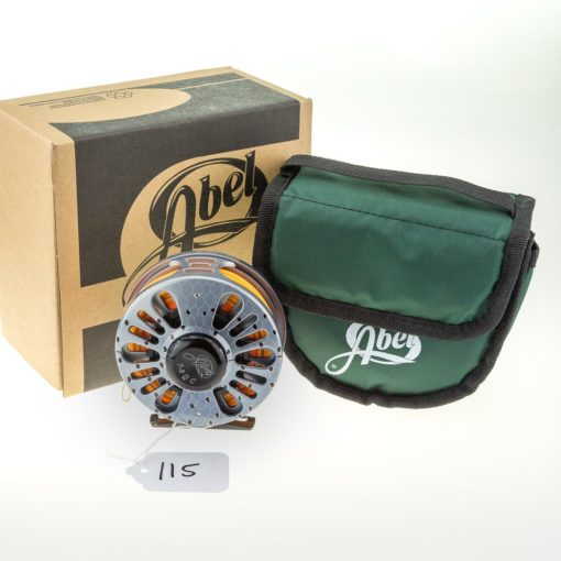 Abel Super Series QC #7/8 Fly Reel