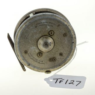 """Hardy St George Fly Reel 3 3/8"""""""