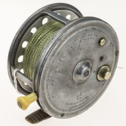 Hardy Silex Major 4 1/4 inch fishing reel