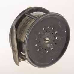Hardy Brass Faced Perfect 3 3/4 inch salmon fly reel