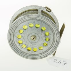 Farlows 4 1/2 inch alloy platewind fly reel