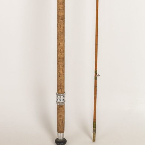Alex Martin The Caledonia split cane spinning rod
