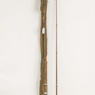 """Hardy Invincible 2 piece 8' 8"""" spinning rod"""