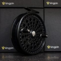 Kingpin Imperial 475 Float Reel in All Black