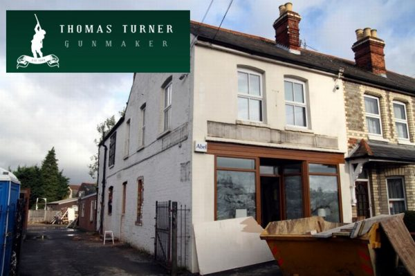Thomas Turner Gunmakers shop