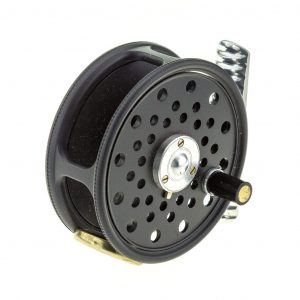 Hardy St George Jr fly reel