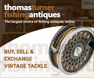 Thomas Turner Fishing Antiques