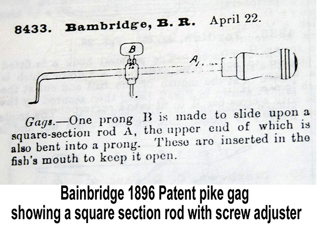 Bainbridge pike gag