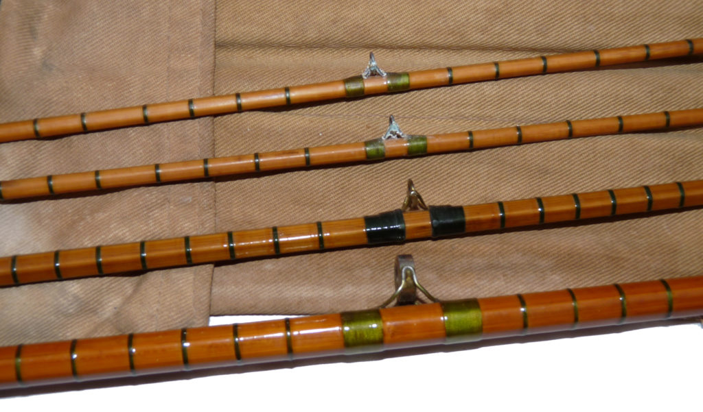 Hardy The Houghton Vintage 1908 Palakona Trout Fly Rod 2