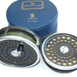 hardy marquis no 10 fly fishing reel spare spool hardy line hardy case hardy marquis no 10 fly fishing reel spare spool hardy line hardy case