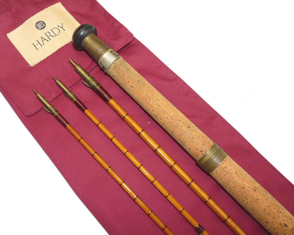 Dating Hardy Rods